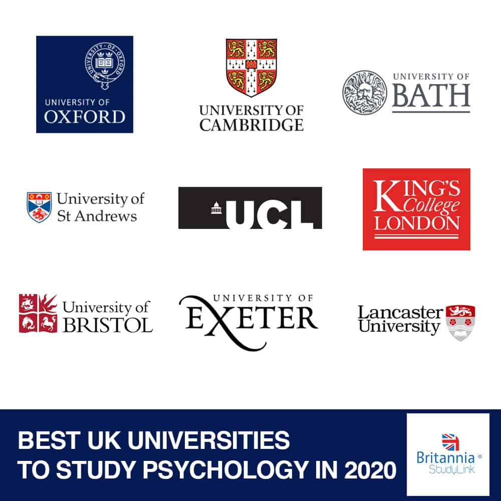 best uk universities psychology