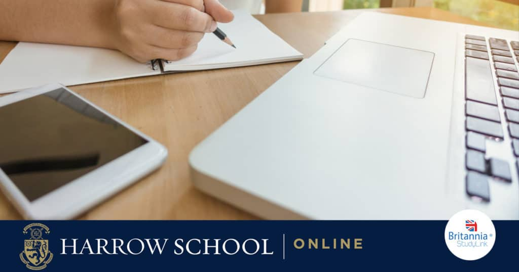 harrow school online