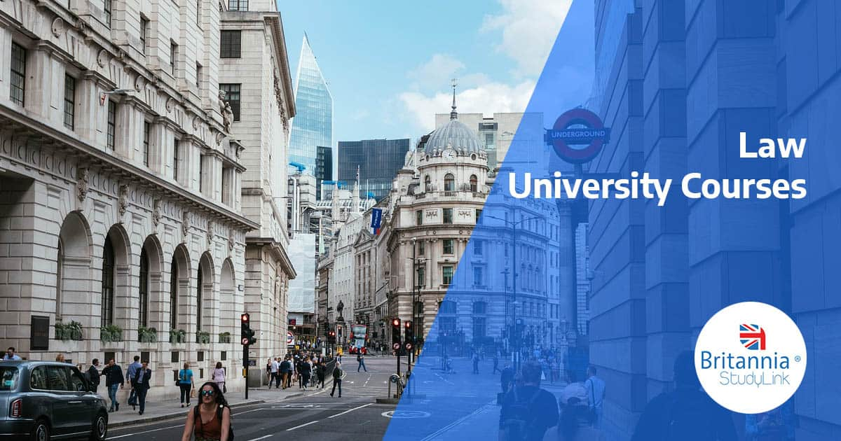 law courses in the uk