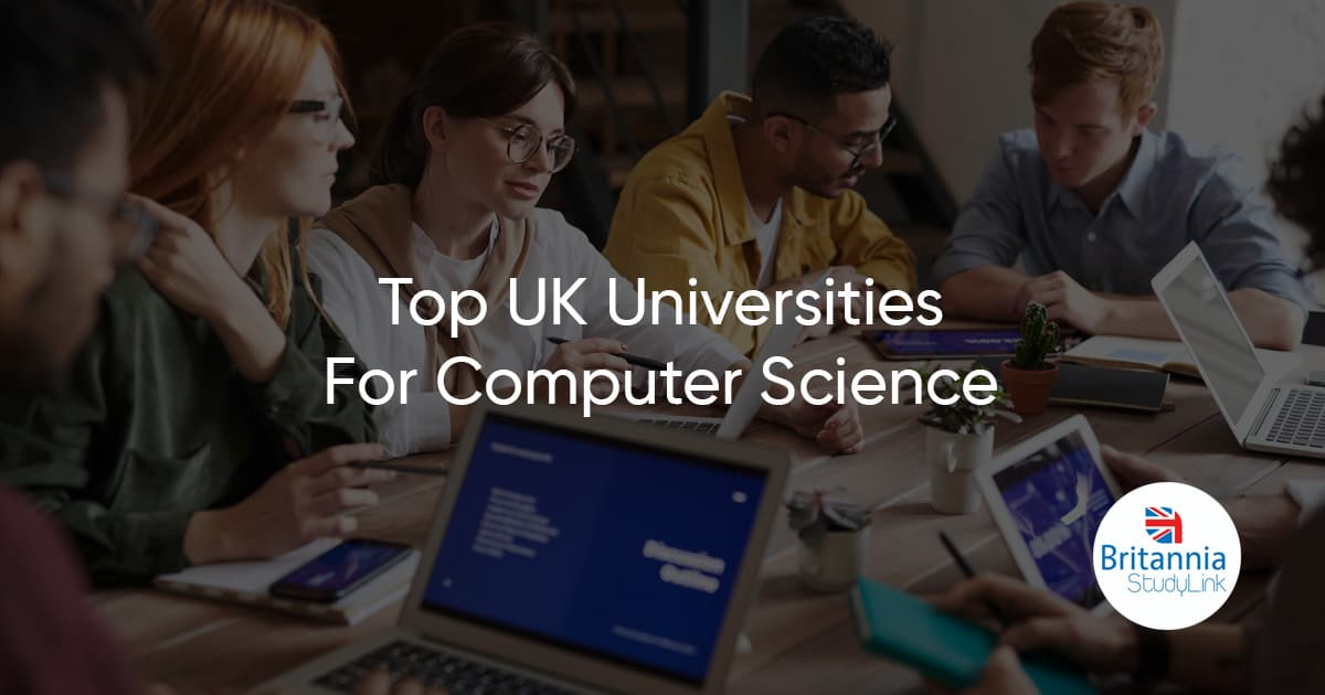 Top UK Universities For Computer Science - Ranking & League Table