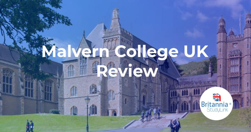 malvern college uk review
