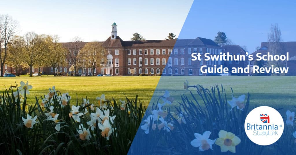 st swithun's school review