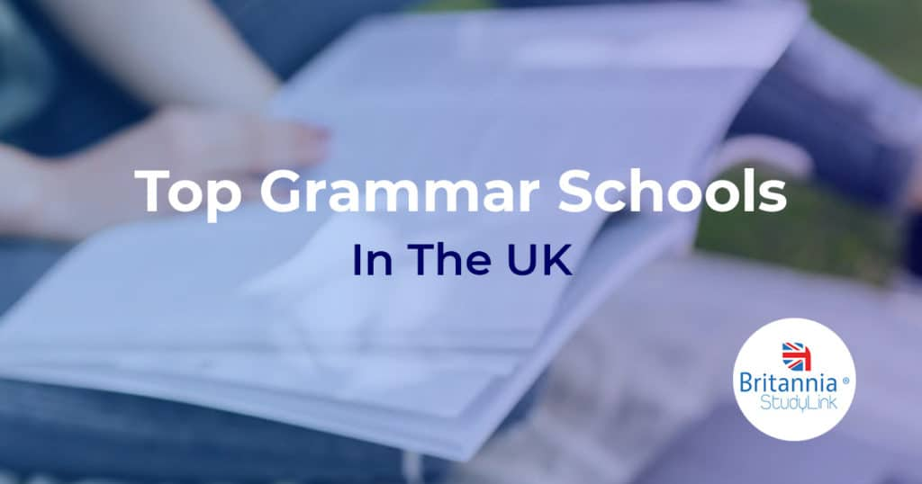 top grammar schools uk
