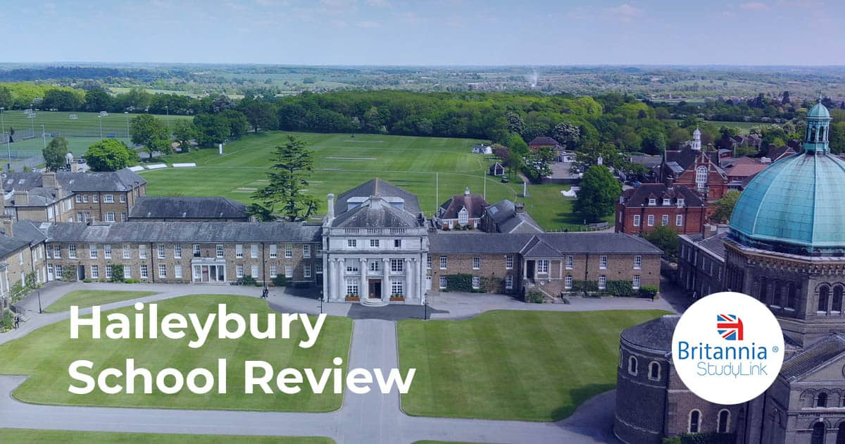 haileybury review