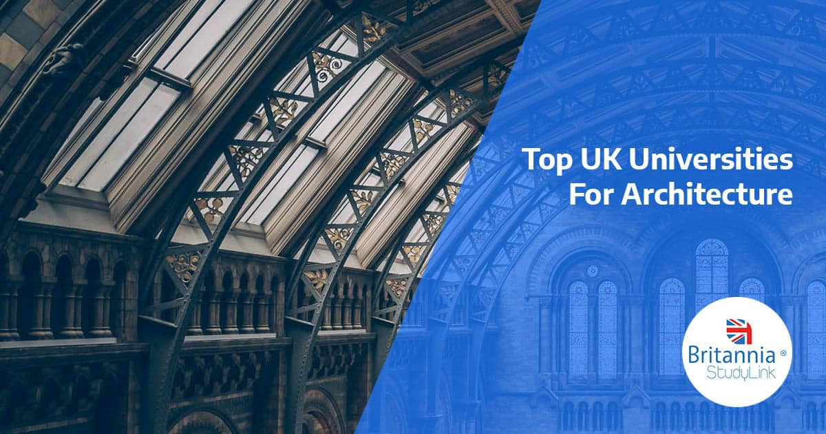 top universities uk architecture