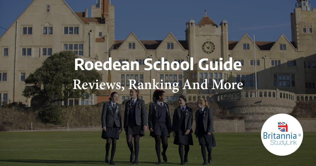 roedean school review
