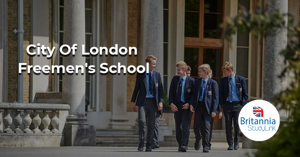 city of london freemens school review